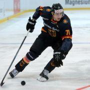 Auf dem Weg zum NHL-Star - Draisaitl überzeugt (Foto)