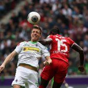 Arango rettet Gladbach 1:1 gegen den VfB Stuttgart (Foto)