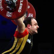 Gewichtheber Velagic gewinnt EM-Bronze (Foto)