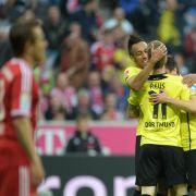 BVBfertigt leidenschaftslose Bayern mit 3:0 ab (Foto)