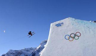 IOC: Verletzungen beim Slopestyle «inakzeptabel» (Foto)