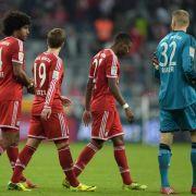 BVB-Watschn schreckt Bayern-Coach Guardiola auf (Foto)
