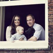 Baby-Geheimnis bei den Royals?! Prinz William verplappert sich (Foto)