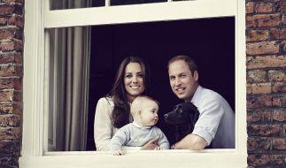 Eine schrecklich nette Familie: die Royals im März 2014. (Foto)
