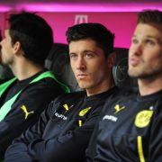 Lewandowskis Plan: BVB-Abschied im Pokalfinale (Foto)