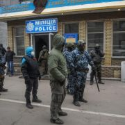 Tote bei «Anti-Terror-Einsatz» in der Ostukraine (Foto)
