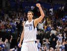 Nowitzki mit den «Mavs» wieder in den NBA-Playoffs (Foto)