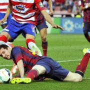 Titel-Rückschlag für «Zombie-Team» Barça (Foto)