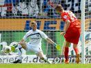 FSV setzt Talfahrt fort - 0:3 gegen Sandhausen (Foto)