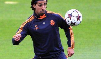 Neue WM-Hoffnung für Khedira - Training bei Real (Foto)