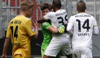 Düsseldorf besiegt Aalen mit 3:1 (Foto)
