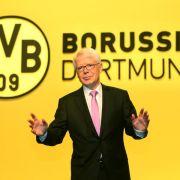 Rauball will Streit zwischen Watzke und Bayern beenden (Foto)