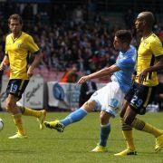 Lazio verliert ohne Klose - Florenz festigt Rang vier (Foto)