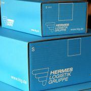 Hermes will Busspur für Elektro-Lieferwagen nutzen (Foto)