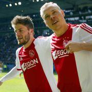 Titelentscheidung vertagt - Feyenoord gewinnt bei PSV (Foto)