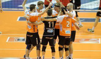 Berlin Volleys im Finale - Friedrichshafen siegt (Foto)