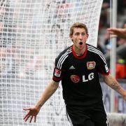 Perfektes Lewandowski-Comeback: Bayer nach 2:1 Vierter (Foto)