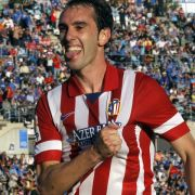 Atlético Madrid gewinnt 2:0 - Diego Costa verletzt (Foto)