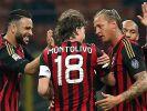ACMailand mit Pflichtsieg gegen Calcio (Foto)