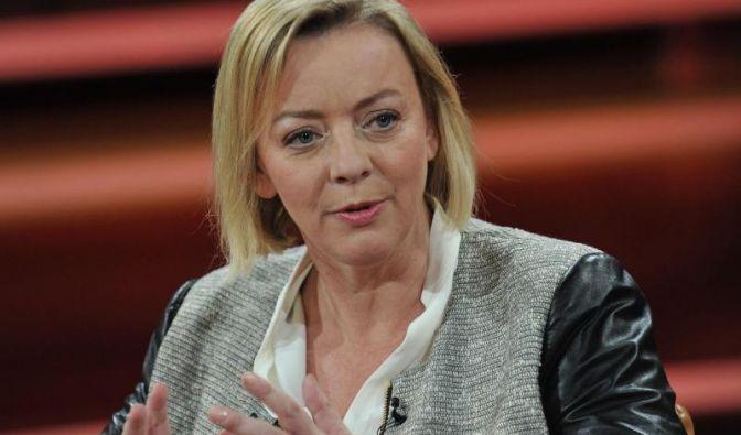 Sabine Kehm bei «Günther Jauch»
