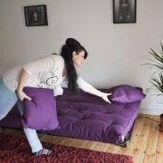 So fühlt sich Besuch wohl:Schlafplätze für Gäste einrichten (Foto)