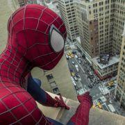 «Amazing Spider-Man 2»:Nur eben schnell die Welt retten (Foto)
