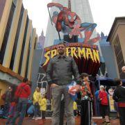 Den Spiderman-Ride sollte keiner verpassen.