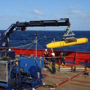 Letzter Versuch: Mini-U-Boot sucht jetzt nach Wrackteilen (Foto)