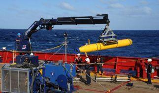 Das unbemannte U-Boot Bluefin-21 soll die Suche nach MH370 unterstützen. (Foto)