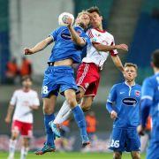 DFB-Pokal 2014/15: 41 Mannschaften stehen schon fest (Foto)