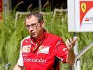 Stefano Domenicali war der Teamchef bei Ferrari, konnte die Erfolgsgeschichte des Traditionsrennstalls nicht fortsetzen. (Foto)