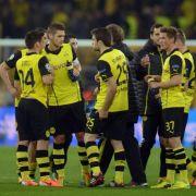 Bayern München-Kaiserlautern 5:1, Borussia Dortmund-VfL Wolfsburg 2:0: Alle Spiele auf einen Blick (Foto)