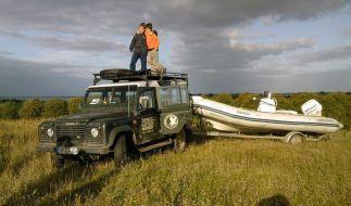 Usedom hat mehr als Strand & Sonne zu bieten - etwa abenteurliche Ausflüge per Jeep ins Achterland. (Foto)