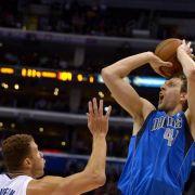 Memphis in NBA-Playoffs - Gegen Mavs um Platz sieben (Foto)