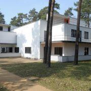 Bauhaus und Meisterhäuser während der Nazizeit (Foto)