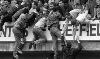 25 Jahre nach Hillsborough: Trauer und Wut sitzen tief (Foto)