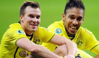BVB und Wolfsburg ermitteln ersten DFB-Pokalfinalisten (Foto)