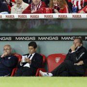 Niederlage für Trainer Schuster mit dem FC Málaga (Foto)