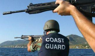 Griechische Küstenwache erschießt mutmaßlichen Schleuser (Foto)