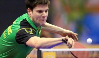 Tischtennis: 20-Jahres-Vertrag für Ovtcharov (Foto)
