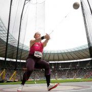 Hammerwurf-Weltrekordlerin Heidler will durchstarten (Foto)