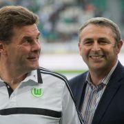 Coach Hecking macht Wolfsburg «sympathisch» (Foto)