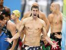 US-Schwimmszene jubelt über Phelps-Comeback-Pläne (Foto)
