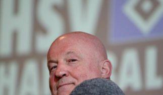 HSV-Clubchef Rudolph erwartet keine Lizenzprobleme (Foto)