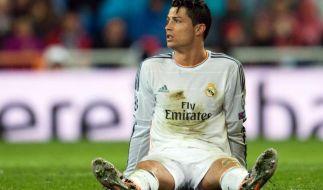 Real ohne Ronaldo im Pokalfinale - Barça ohne Abwehr (Foto)