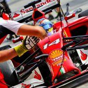 Ferrari schraubt Ansprüche herunter (Foto)