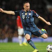 Frankreich: Deschamps sieht WM-Sonderrolle für Ribéry (Foto)