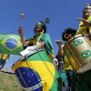 FIFA vergibt über 126 000 WM-Tickets in nur vier Stunden (Foto)