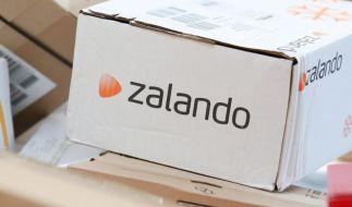 «Schrei vor Glück»: Für diesen Slogan ist Zalando eigentlich bekannt. Nun hat das Unternehmen ein gewaltiges Imageproblem. (Foto)