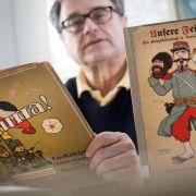 Kinderbücher von 1914 - Leben in den Schlachten der Großen (Foto)